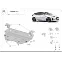 Citroen DS5 (cover under the engine) - Metal sheet