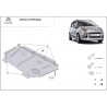 Citroen C3 (cover under the engine) - Metal sheet