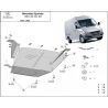 Mercedes Sprinter (cover under the engine) - Metal sheet