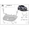 Hyundai i10 (cover under the engine) - Metal sheet