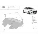 Hyundai i30 (cover under the engine) - Metal sheet