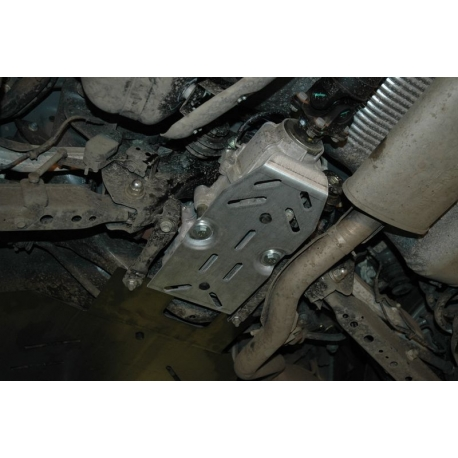 Nissan X-Trail (differential cover rear axle) - Metal sheet