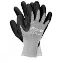 Ochranné rukavice pro montáž krytu