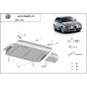 Alfa Romeo 147 cover under the engine 1.6, 2.0, 3.2, 1.9JTD - Metal sheet