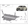 Audi A3 (8V) Unterfahrschutz - Stahl