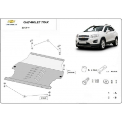Chevrolet Trax Unterfahrschutz - Stahl