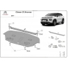 Citroen C3 Aircross cover under the engine - Metal sheet