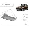 Dacia Duster cover under EGR system, STOP & GO system - Metal sheet