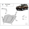 Dacia Duster Cover under the fuel tank - Metal sheet