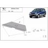 Daihatsu Terios Getriebeschutz - Stahl
