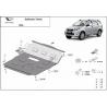 Daihatsu Terios cover under the engine - Metal sheet
