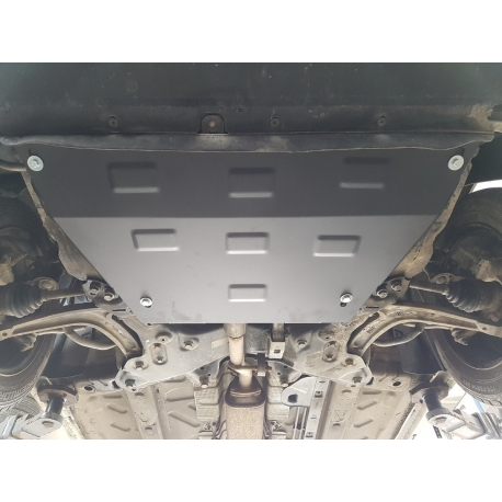 Fiat 500 S cover under the engine - Metal sheet