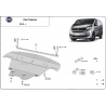 Fiat Talento cover under the engine - Metal sheet