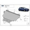 Ford Focus 3 cover under the engine - Metal sheet