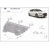 Ford Mondeo 5 cover under the engine - Metal sheet