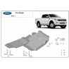 Ford Ranger cover under the engine - Metal sheet