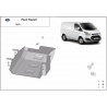 Ford Transit Custom Cover under the fuel tank AdBlue - Metal sheet