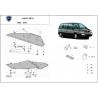Lancia Zeta Motorschutz - Stahl