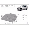 Mercedes ML W163 Cover under the gearbox - Metal sheet