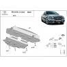 Mercedes C-Class W205 cover under the engine - Metal sheet
