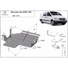 Mercedes Vito W639 Cover under automatic transmission - Metal sheet
