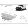 Mercedes Vito W447 cover under the engine 1.6 D - Metal sheet
