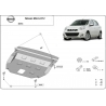 Nissan Micra cover under the engine - Metal sheet