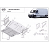 Nissan Interstar cover under the engine - Metal sheet