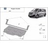 Peugeot Traveller Van cover under the engine - Metal sheet