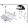 Skoda Fabia Diesel cover under the engine - Metal sheet