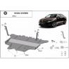 Skoda Superb cover under the engine - Metal sheet