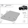 SsangYong Kyron Getriebeschutz 2.0 Xdi, 2.7Xdi, 3.2, 2.3 - Stahl