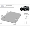 SsangYong Kyron Cover under the gearbox 2.0 Xdi, 2.7Xdi, 3.2, 2.3 - Metal sheet