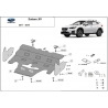 Subaru XV cover under the engine - Metal sheet