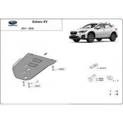 Subaru XV Cover under the gearbox - Metal sheet