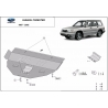 Subaru Forester 1 cover under the engine - Metal sheet