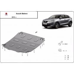 Suzuki Baleno Unterfahrschutz - Stahl