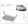 Toyota Proace Van cover under the engine - Metal sheet