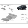Toyota Land Cruiser 150 cover under the engine - Metal sheet