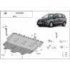 VW Sharan cover under the engine - Metal sheet