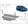VW Touran cover under the engine - Metal sheet